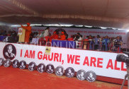 Thousands march in support of 'I am Gauri' protest in Bengaluru