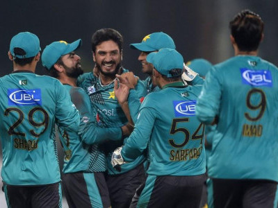 Pakistan beat World XI by 20 runs