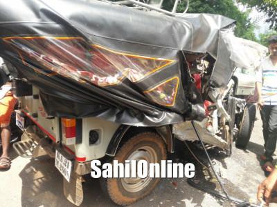 Sullia: One killed in KSRTC-Jeep collision