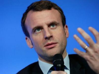 قطر پر عائد پابندیاں ختم کی جائیں، فرانسیسی صدر