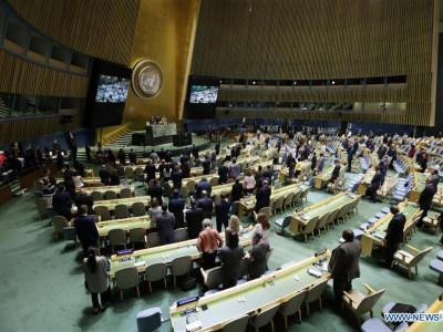 اقوام متحدہ کی جنرل اسمبلی کا بہترواں اجلاس شروع