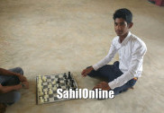 District level Chess competition; Shams student Abdul Latif selected for state level