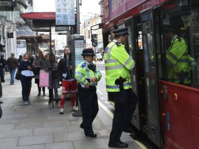 لندن بم دھماکے میں ملوث افراد کی تلاش اور شناخت کا عمل جاری