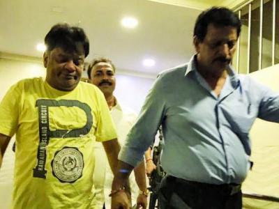 داؤدابراہیم کا بھائی اقبال اسلحہ معاملے میں گرفتار