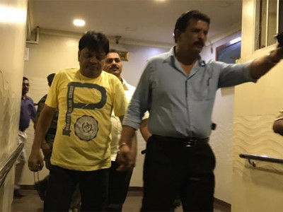 Dawood's brother Iqbal Kaskar detained in extortion case