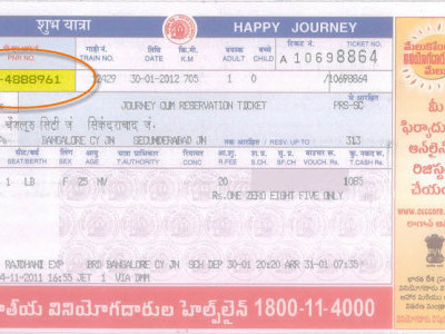 50% of train tickets purchased in cash in India: Study