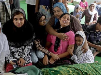 مرکزی حکومت سے روہنگیائی مسلمانوں کو تحفظ فراہم کرنے کا مطالبہ