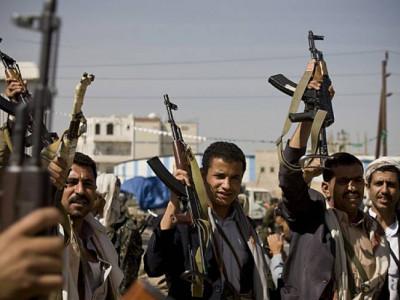حوثیوں کو ایران کی جانب سے اسلحہ کی فراہمی جاری