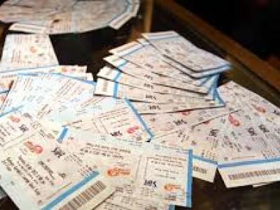 ہندوستان۔ آسٹریلیا میچ کے ٹکٹوں کے لئے رات سے قطار میں ہزاروں افراد