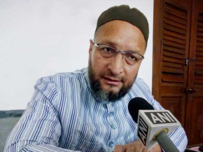 Calling Rohingya Muslims illegal immigrants is disingenuous: Owaisi