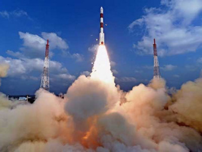 ISRO ropes in three vendors to assemble 27 satellites