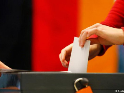 جرمن انتخابات کے لیے ووٹنگ جاری