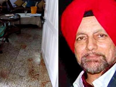 پھرصحافی کی ہلاکت ،موہالی میں کے جے سنگھ اور ان کی ماں کی لاش ملی