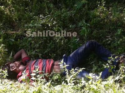 منڈگوڈ جنگل میں پائی گئی نوجوان کی لاش؛ قتل کے بعد جنگل میں پھینکے جانے کا شبہ