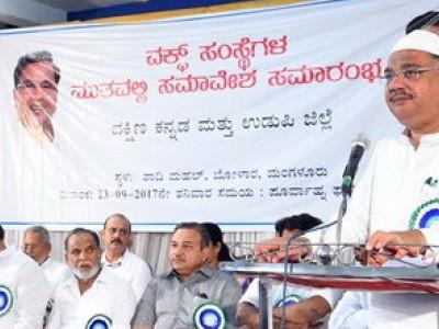 مساجد اور مدارس کو انفرمیشن سنٹر کے طور پر بھی استعمال میں لائیں: تنویرسیٹھ