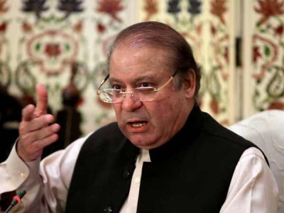 Sharif says his opponents would fail to punish him