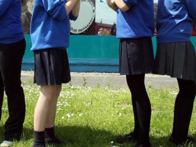 UK school bans skirts to make uniform 'gender neutral'