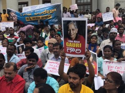 گوری لنکیش قتل کی جانچ میں خصوصی تحقیقاتی ٹیم کو پیش رفت نہیں ملی