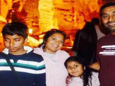 Indian family of four missing during road trip in US