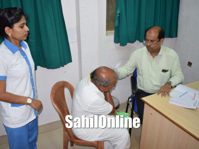 Unity hospital conducts free Ortho & Urology check-up camp at Welfare hospital in Bhatkal