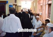 بھٹکل ویلفئیر اسپتال میں جوڑوں کے درد اور گردے کے مریضوں کے لئے ہوا مفت میڈیکل کیمپ