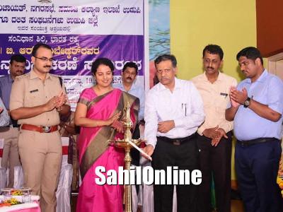 Udupi: District administration celebrates 127th birth anniversary of Dr. B R Ambedkar
