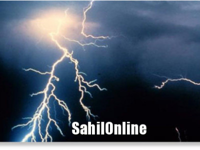 Ten dead, six injured as lightning strikes three districts on Sunday