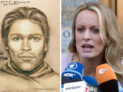 ٹرمپ کے ساتھ تعلق: امریکہ کی خاتون اداکارہ نے جاری کردی دھمکی دینے والے شخص کی تصویر