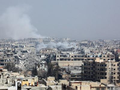شامی حکومت کی داعش کو دمشق کے نواح سے انخلا کے لیے 48 گھنٹے کی مہلت