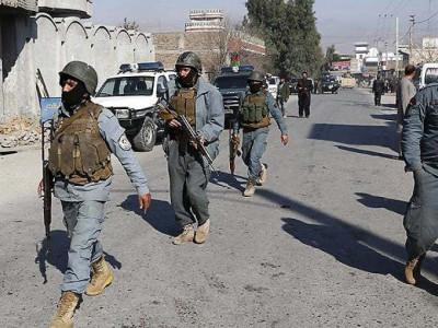 افغان پولیس چیک پوسٹوں پر حملے، چھ پولیس اہلکار ہلاک