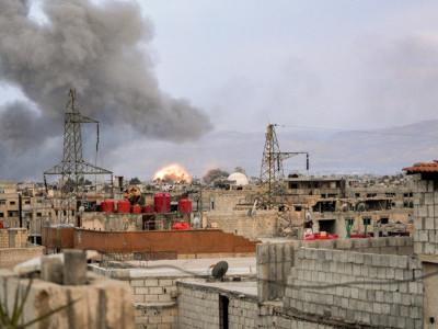 شام: یرموک کیمپ میں 24 گھنٹوں کے دوران 5 افراد جاں بحق