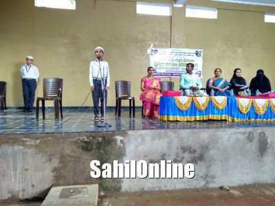 پرتیبھا کارنجی میں بھٹکل انجمن گرلس انگلش میڈیم ہائی اسکول نوائط کالونی کی طالبات کا شاندار پرفارمینس