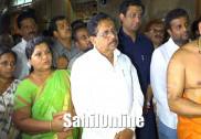 کرناٹکا میں بی جے پی کا آپریشن کنول کامیاب نہیں ہوگا؛ بھٹکل آمد کے موقع پر ڈپٹی چیف منسٹر پرمیشور کا بیان