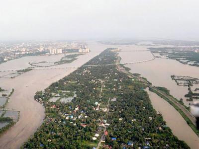 کیرالہ میں آئے سیلاب سے اب تک 29 لوگوں کی موت، 54,000سے زیادہ ہوئے بے گھر