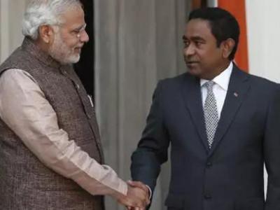 مالدیپ نے ہندوستان کو جھٹکا دیتے ہوئے کہا ،اپنے فوجی اور ہیلی کاپٹرواپس لے جاو