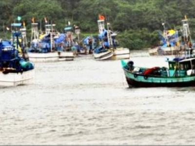 کاروار میں مسلسل بارش کے نتیجےمیں ماہی گیری ٹھپ : ماہی گیر بری طرح متاثر