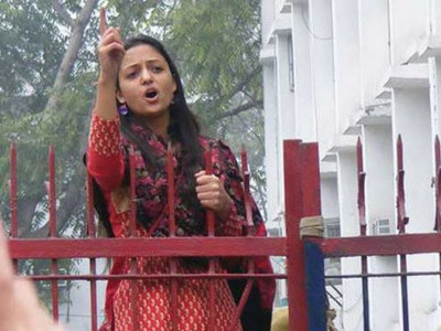 Shehla Rashid files complaint against Ravi Pujari for threatening her