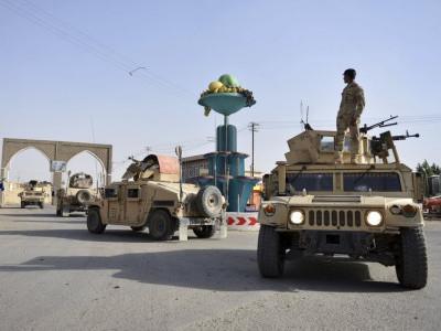 طالبان کے حملے میں چالیس افغان سکیورٹی اہلکاروں کی ہلاکت