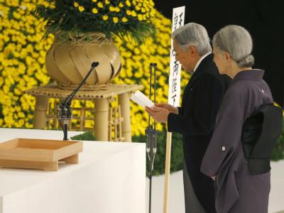 جاپانی بادشاہ کا دوسری عالمی جنگ میں شرکت پر شدید پچھتاوے کا اظہار