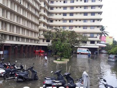ریاست کے متعدد اضلاع میں بارش کا قہر جاری،کورگ بری طرح متاثر ،بیشتر مقامات پر بارش سے اموات