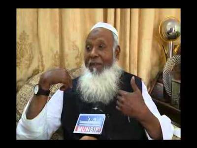 بتیامیں شرپسندوں کے ذریعہ مسجدومدرسہ پر حملہ قابل مذمت:مولانااسرارالحق قاسمی