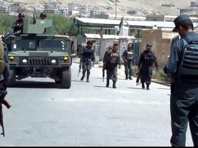 کابل: مسلح افراد کا انٹیلی جنس مرکز پر حملہ