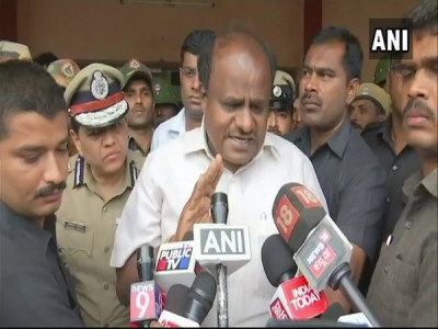 K'taka floods: CM announces Rs 5 lakh per family in Kodagu