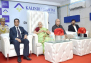 Goa governor inaugurates Kalindi Hospital in New Delhi