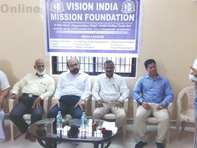 بھٹکل میں یوم آزادی کے موقع پر ویژن انڈیا مشن فاؤنڈیشن کے زیراہتمام تحریری مقابلہ؛ جیتنے والوں کو انعامات کی تقسیم