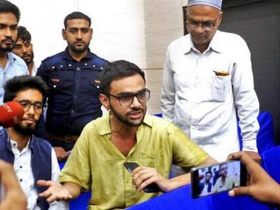 جے این یو طالب علم عمر خالد پر فائرنگ کے معاملے میں دو گرفتار