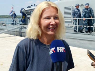 برطانوی خاتون جہاز سے سمندر میں گرنے کے دس گھنٹے بعد بھی زندہ