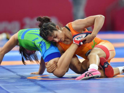 Asian Games 2018: Vinesh Phogat first Indian woman wrestler to win gold
