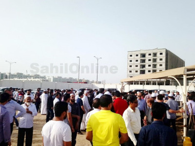Bhatkali youth Absar Mohtesham laid to rest in Sharjah graveyard