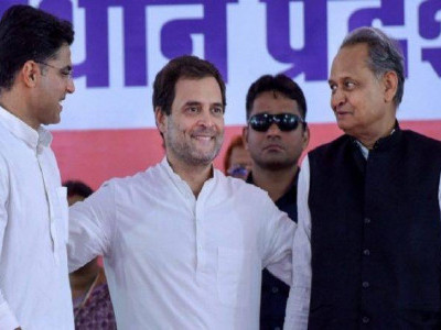 India may not have elections if Modi re-elected, may go China way: Gehlot